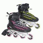 XT3 inline skate