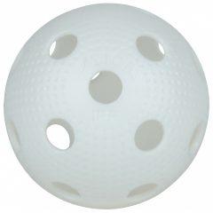 Stiga EXS fehér floorball labda, 24 db