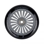 PU 85A 120x24 wheel for scooter with bearing