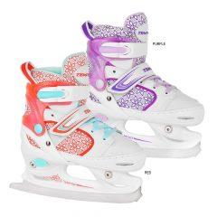 RS VERSO ICE GIRL adjustable skate