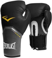 Everlast Pro Style Elite boxkesztyű, fekete