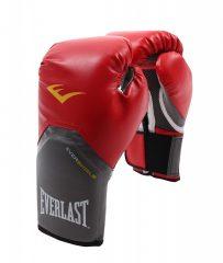 Everlast Pro Style Elite edzőkesztyű, piros