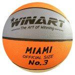 Winart Miami Tricolor kosárlabda, 3