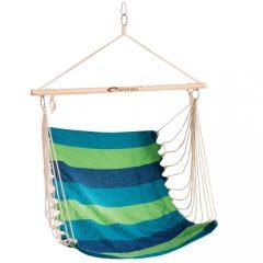 Spokey Bench függőszék, kék-zöld