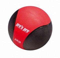 Pro's Pro medicinlabda piros-fekete, 2 kg