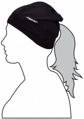 Avento Beanie női sportsapka, fekete