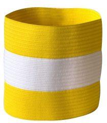 Csapatkapitány szalag, sárga