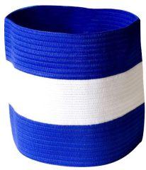 Csapatkapitány szalag, kék