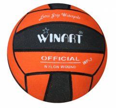 Winart WP-3 junior vízilabda, narancs-fekete