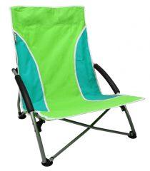Abbey Low strandszék, zöld