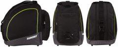 Summit sícipő, korcsolya táska, sárga