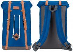 Abbey Scholar Bag hátizsák, kék