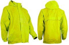 Ralka férfi esőkabát, sárga