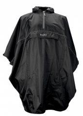 Ralka esőköpeny, fekete