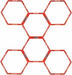 Avento Hexagon koordinációs rács szett