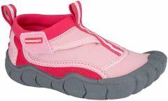 Waimea Foot Print tépőzáras gyerek vízicipő, rózsaszín