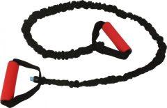 Pro's Pro erősítő gumikötél, piros-fekete