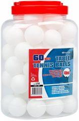 Fehér ping-pong labda, 60 db