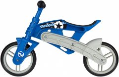 Nijdam Rider futóbicikli, kék