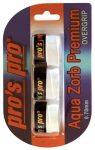 Pro's Pro Aqua Zorb Premium fedőgrip, 3 db