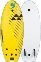 Waimea EPS 114 szörf deszka, sárga