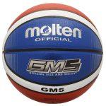 Molten GM5 bőr kosárlabda