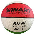 Winart Miami Tricolor II kosárlabda, 3