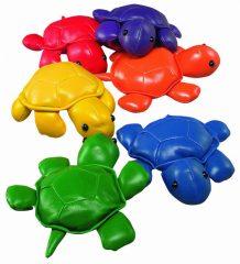 Teknős babzsák szett