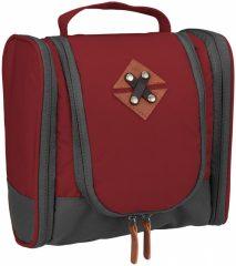 Abbey Smart Travel tisztasági táska, bordó