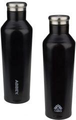 Abbey Godafoss Black termosz, 480 ml