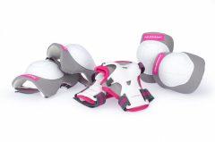 Nijdam Fusion Junior védőfelszerelés, pink