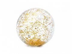 Glitterball csillámos strandlabda