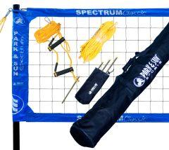 Spectrum Classic röplabdaháló szett, kék
