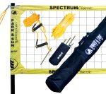 Spectrum Classic röplabdaháló szett, sárga