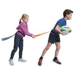 Flag rugby game szett