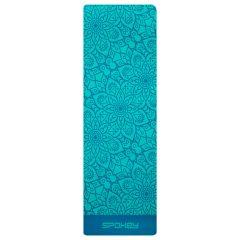 Spokey Mandala fitnesz matrac, kék