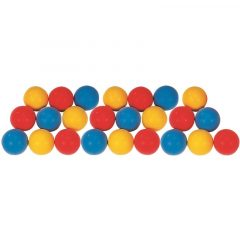 Megaform szivacslabda, 7 cm