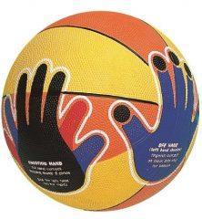 Hands-On 5 gyakorló kosárlabda