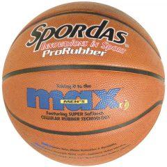 Max kosárlabda, 5