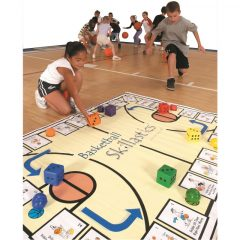 Skillastics kosárlabda játékszőnyeg