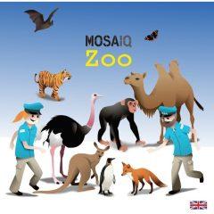 MozaIQ Zoo feladat könyv