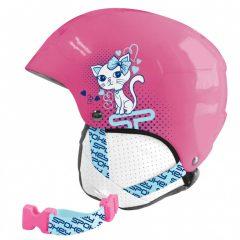 Spokey Aurora lányka sí, snowboard sisak