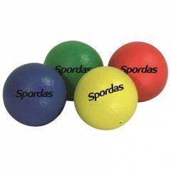 Neon szivacs labda szett, 7 cm