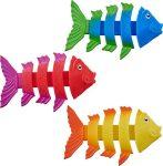 SwimWays Fish Styx vízben merülő halak