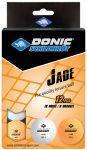 Donic Jade Poly 40+ ping-pong labda, 12 db