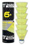 Talbot-Torro Tech 450 közepes tollaslabda, 6 db