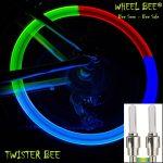 Wheel-Bee LED Night Twister világítás kerékpárra