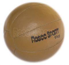 Rosco bőr medicinlabda, 0,5 kg