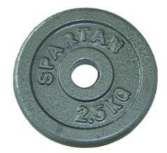 Spartan fém súlyzótárcsa 2 x 0,5kg