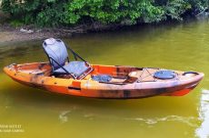 SeaSide Fisherman 10 horgászkajak
